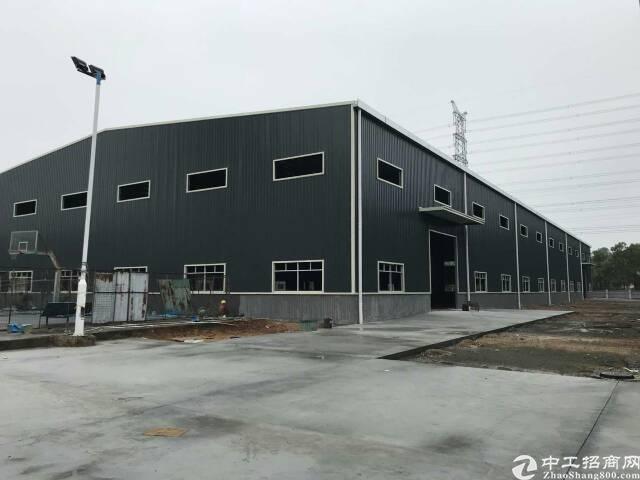 惠州陈江全新钢构厂房20000平方招租可分租
