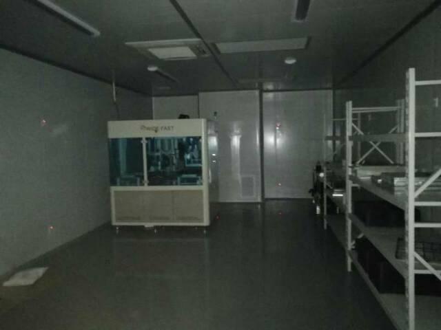 龙华高端园区1200平带精装修无尘车间厂房