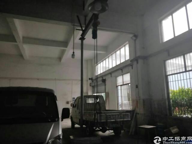 高埗镇原房东一楼标准厂房出租