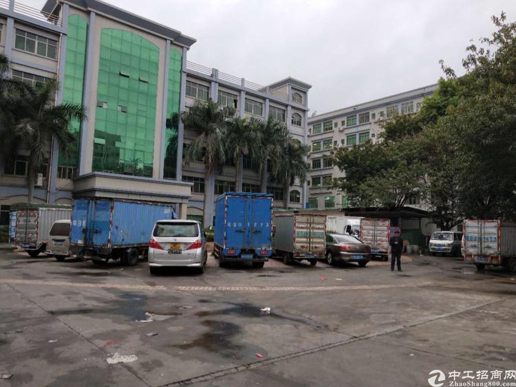 虎门沿江高速出口附近独院厂房出租