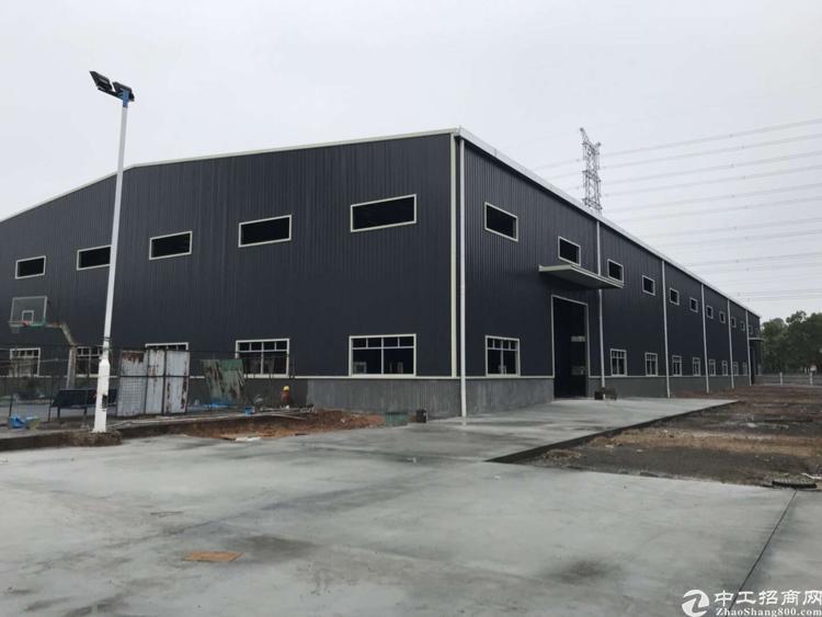 塘厦镇科苑城高速出口旁单一层钢构滴水9米高厂房出租