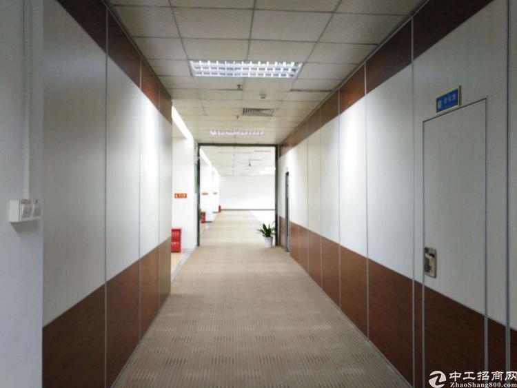 光明智能产业园6000平方带红本厂房出租