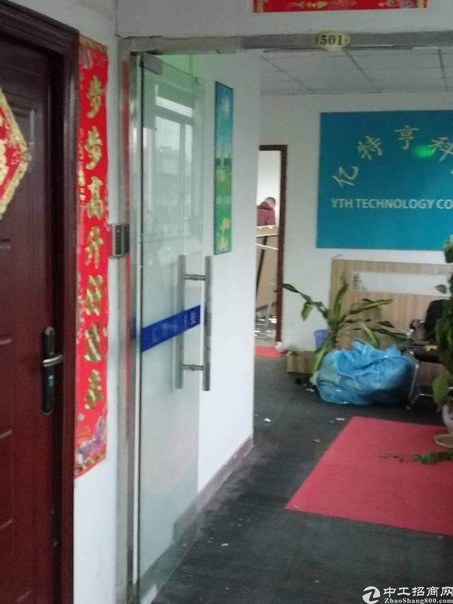 龙华大浪商业中心新出带办公室厂房