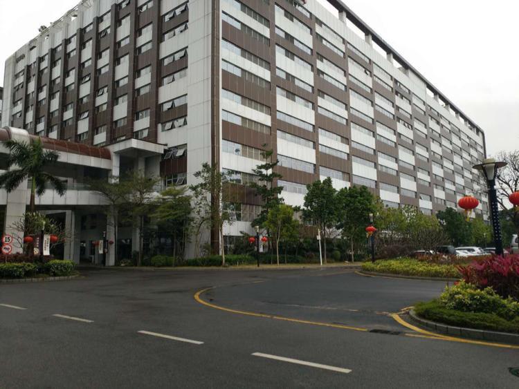 松岗高新园区二楼3000平方精装修厂房招租
