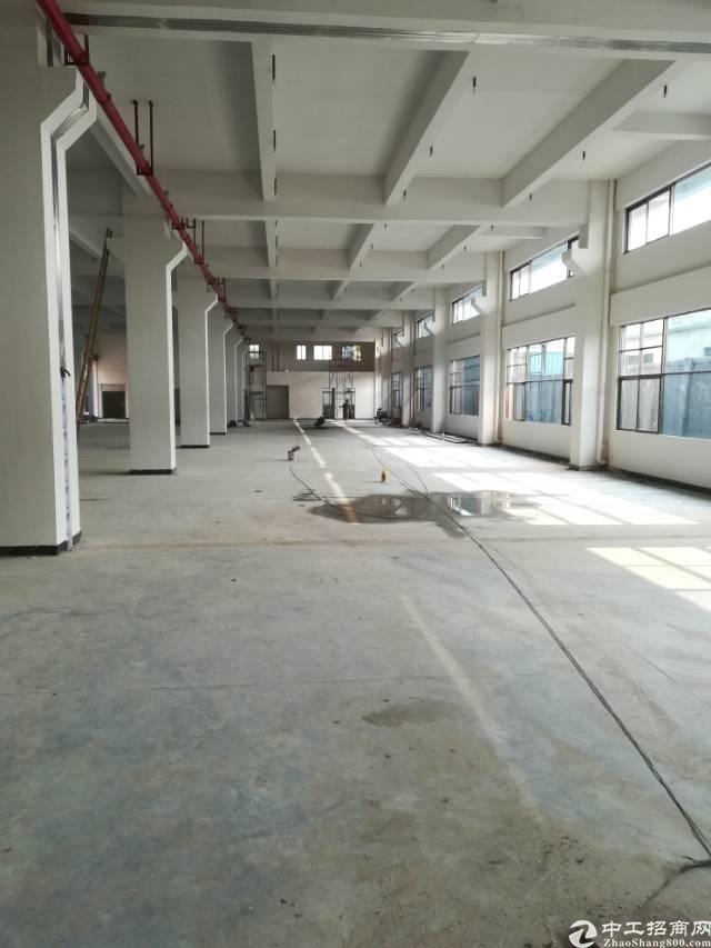 原房东厂房12500平方出租