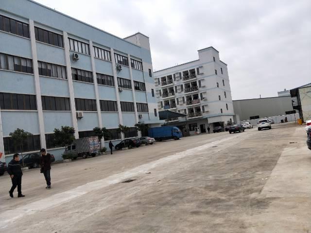 企石镇独门独院标准厂房分租一楼