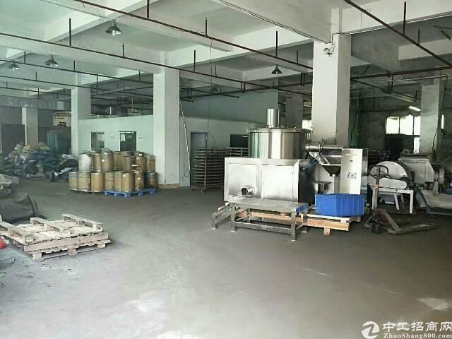 黄江田心村高速出口旁一楼4000平出租