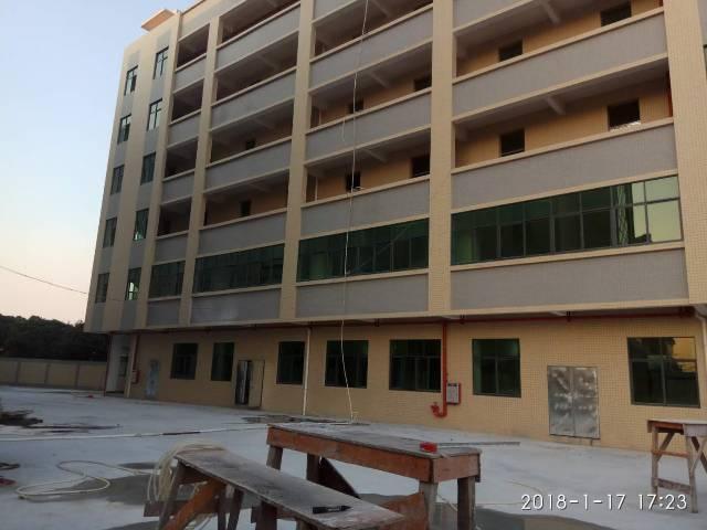 原房东标准5层厂房13800方出租