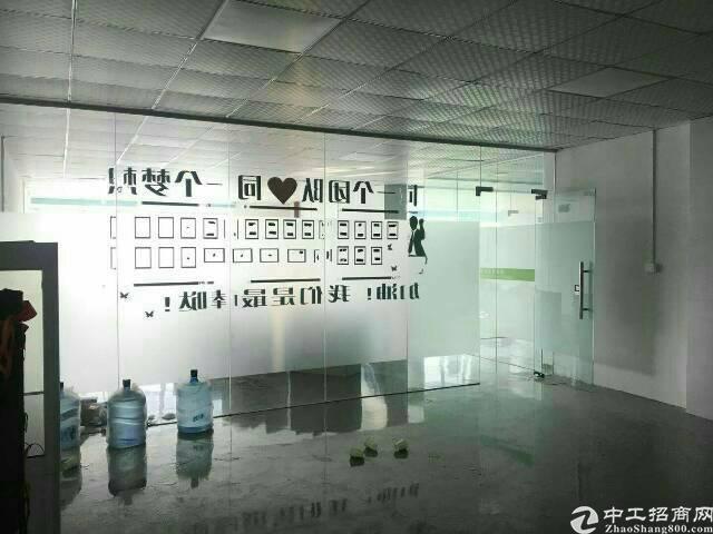 观澜福民新出楼上1000平米带精装修厂房出租-图3