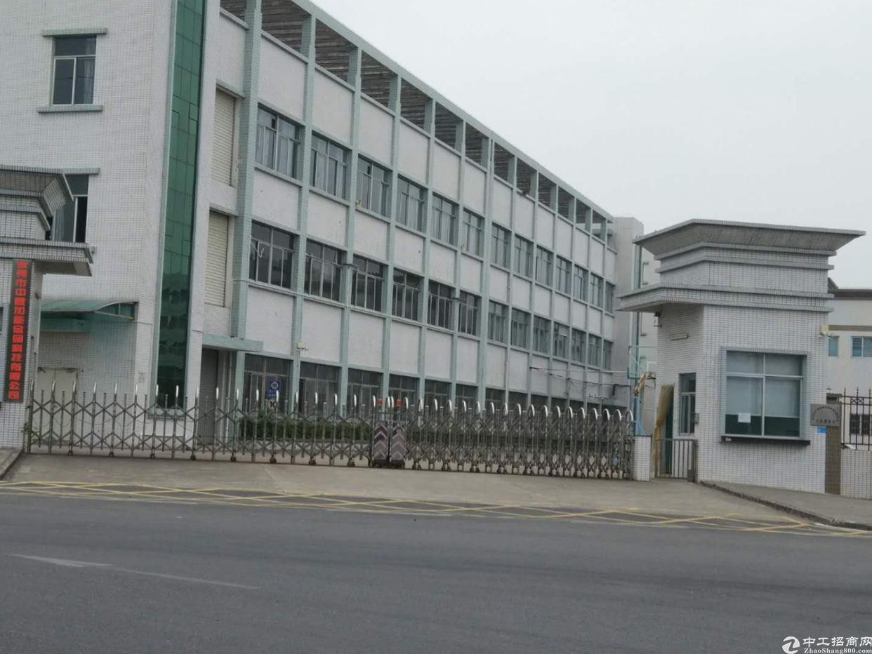 虎门电子厂转租二楼2160平方、部分装修