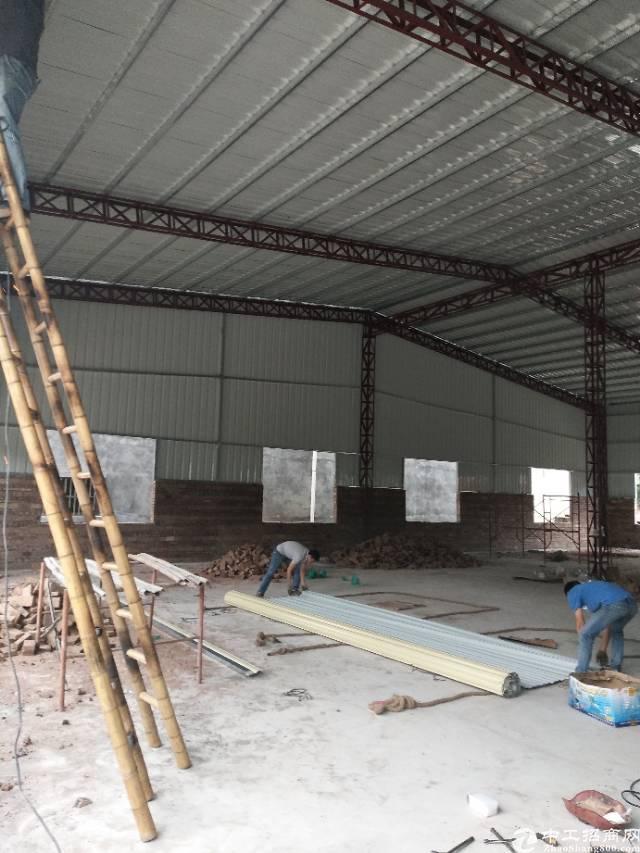 大朗原房东钢构厂房700无公摊
