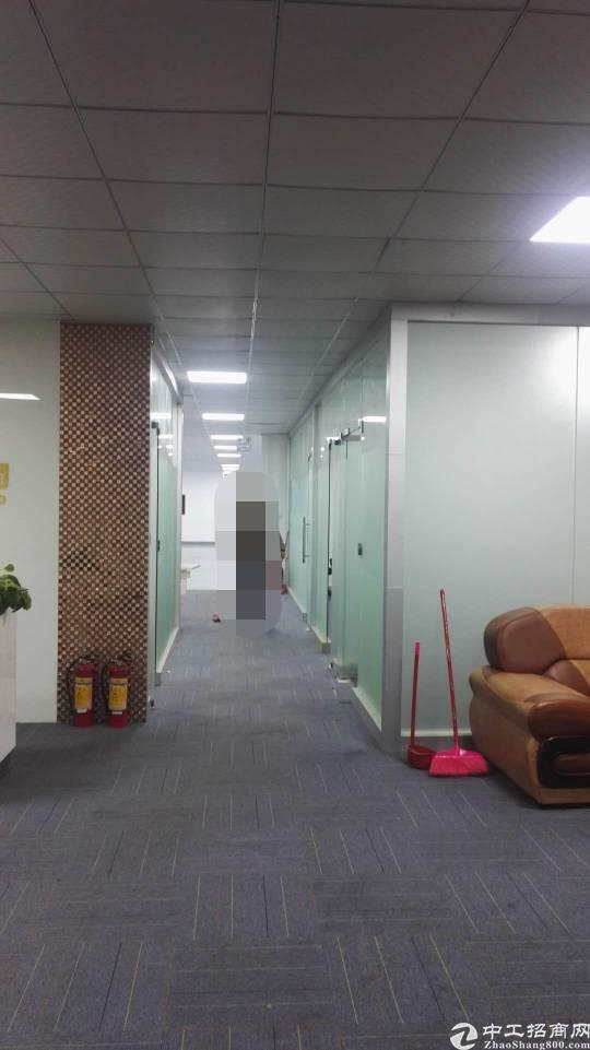 楼上精装修厂房680平方招租,