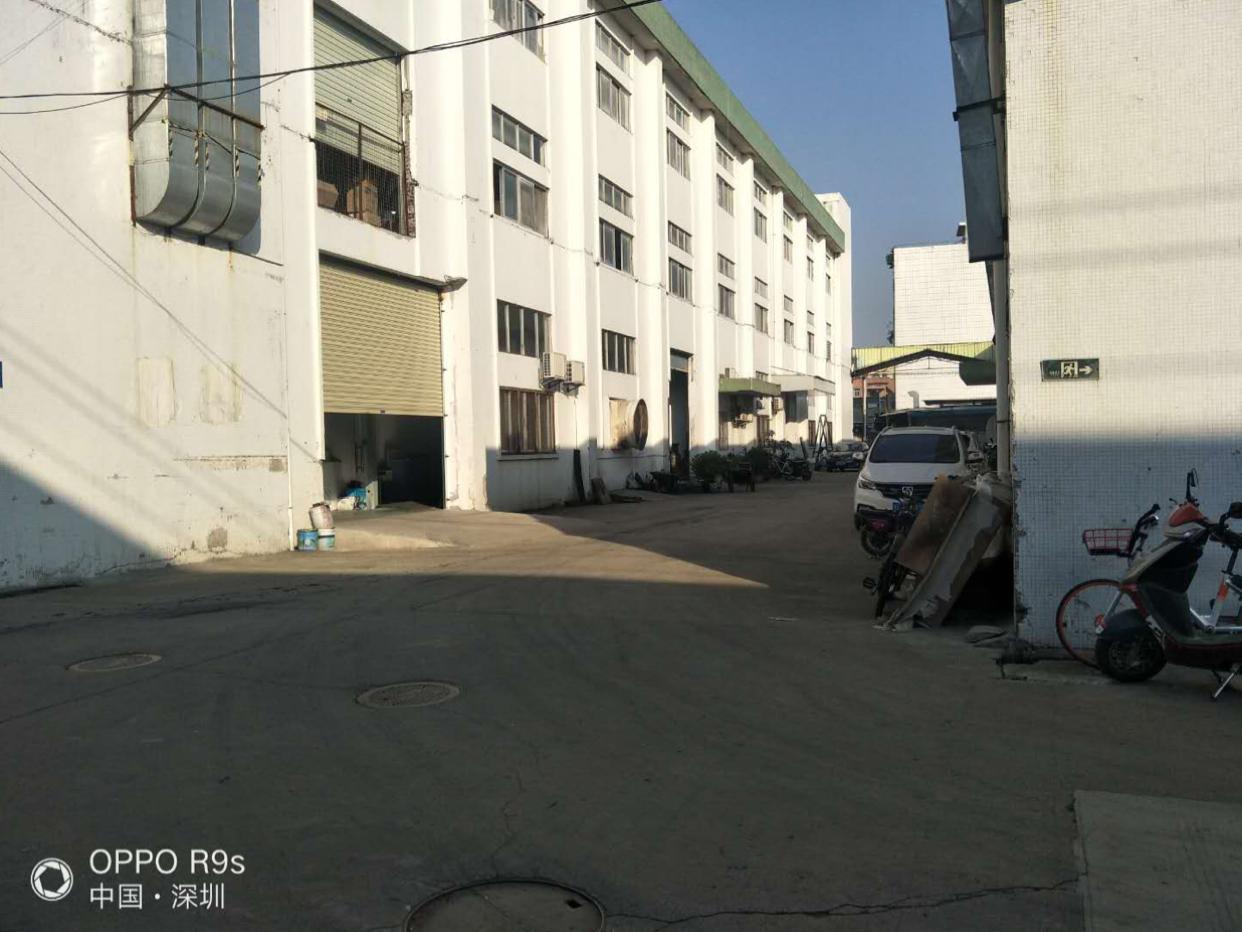 龙华标准厂房3000平出租,可分租