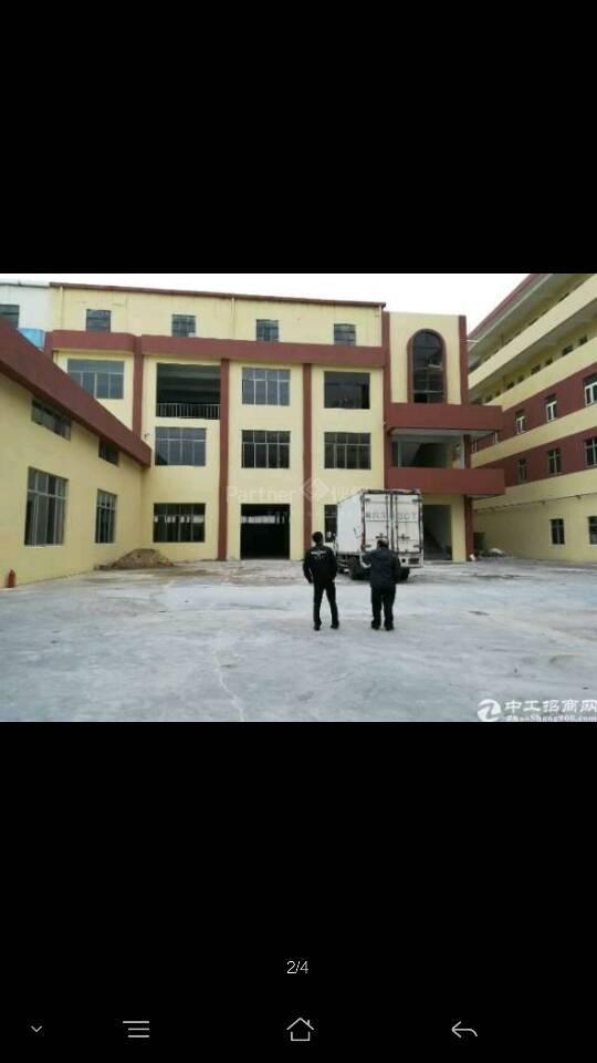石排新出独院厂房1-4层独院厂房7500²米