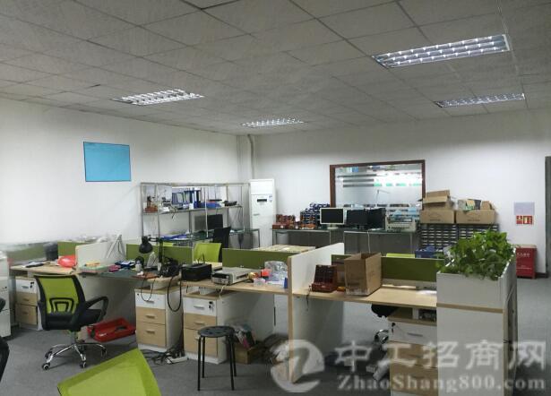 沙井后亭地铁口业主楼上精装修厂房1300平直租-图2