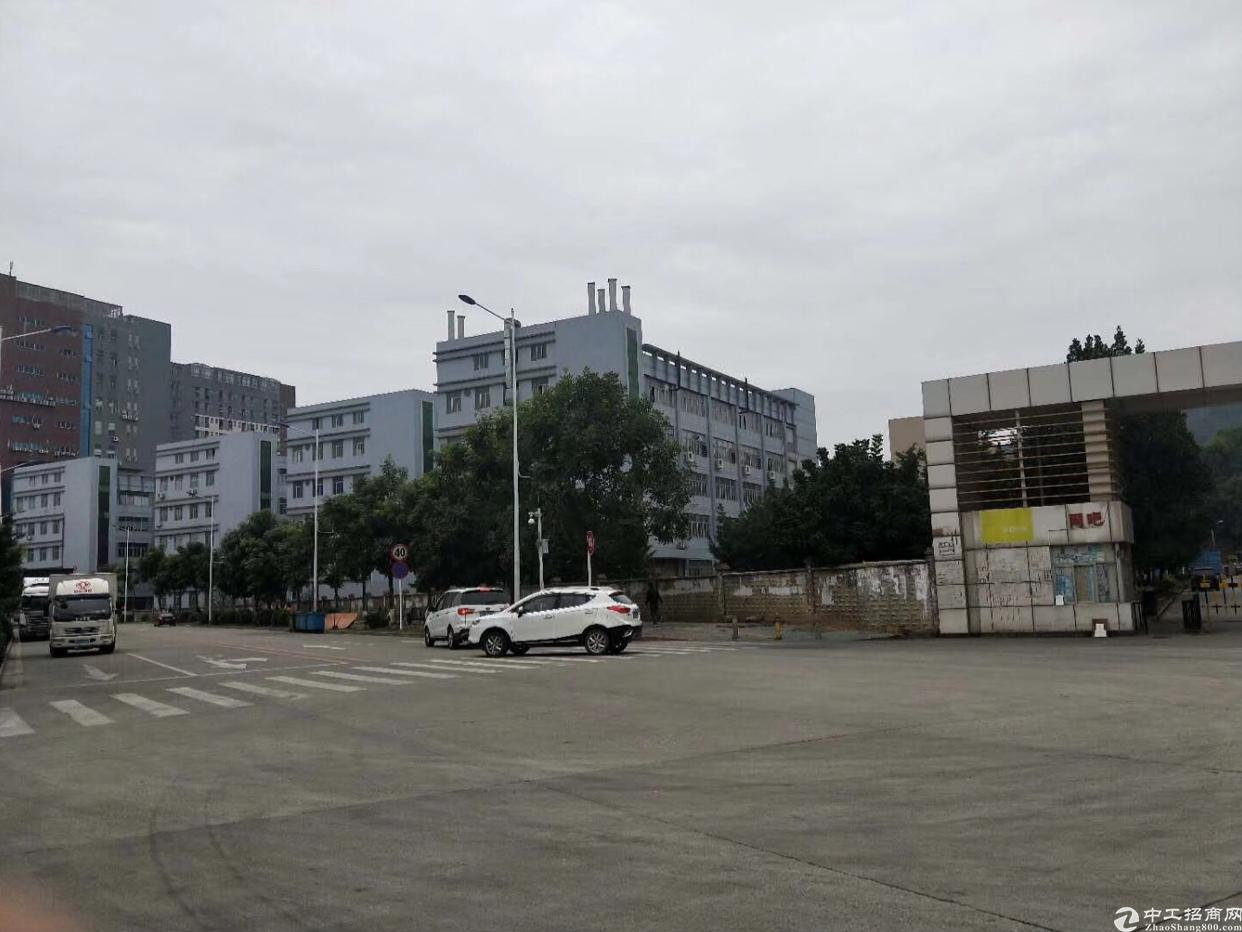 龙华新区8栋厂房可围独院