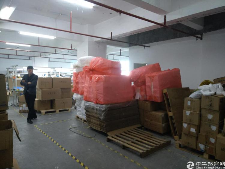 沙井大王山带装修厂房出租500平-图2