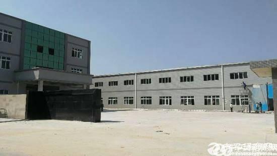 东莞大朗新出全新厂房8900方原房东独门独院