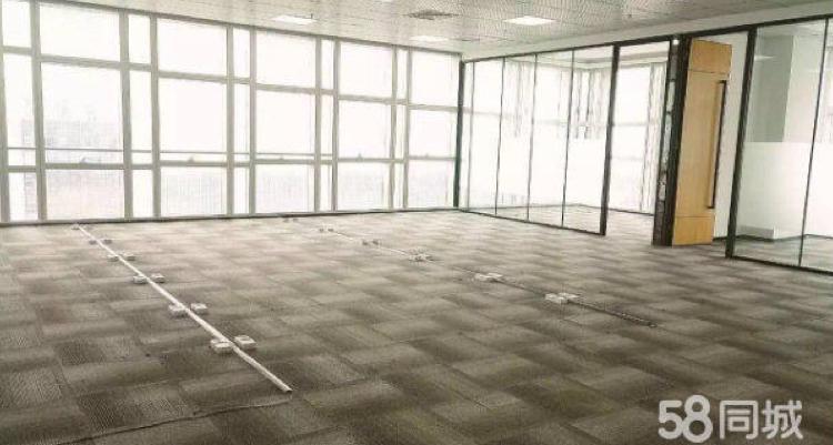 宝安松岗新空出268平方米豪装写字楼低价出租