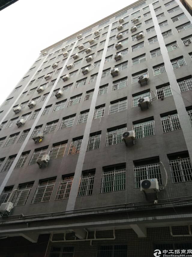 松岗107国道边精装修写字楼60~500平米火爆招租