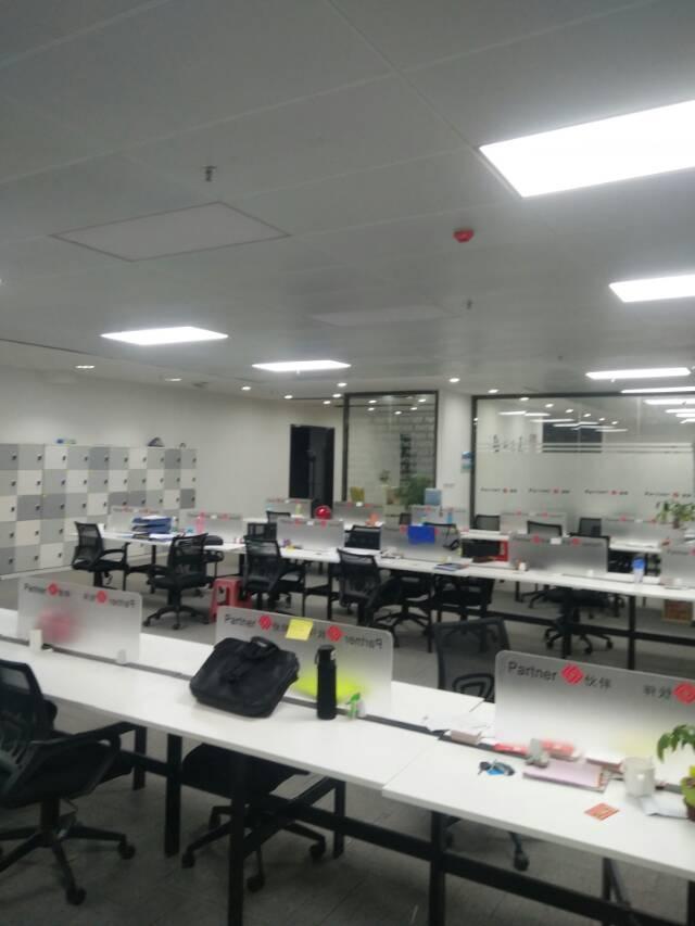 松岗地铁口旁甲级精装写字楼80~2000平米火爆招租中