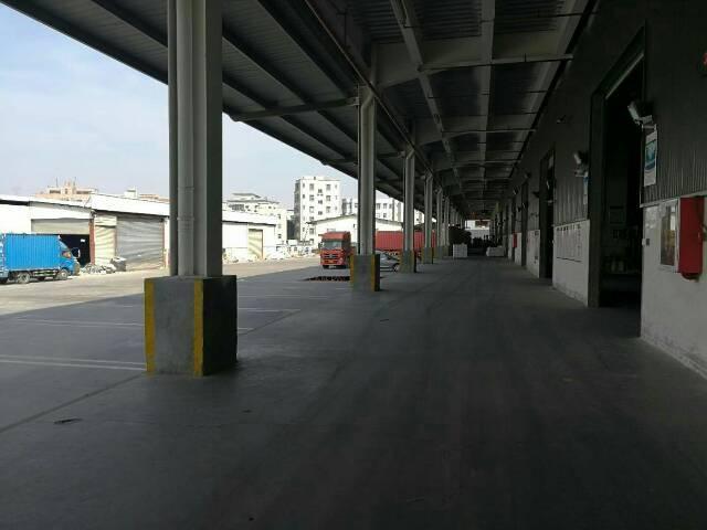 横岗沙荷路安良7000平方物流仓全新厂房出租可分租