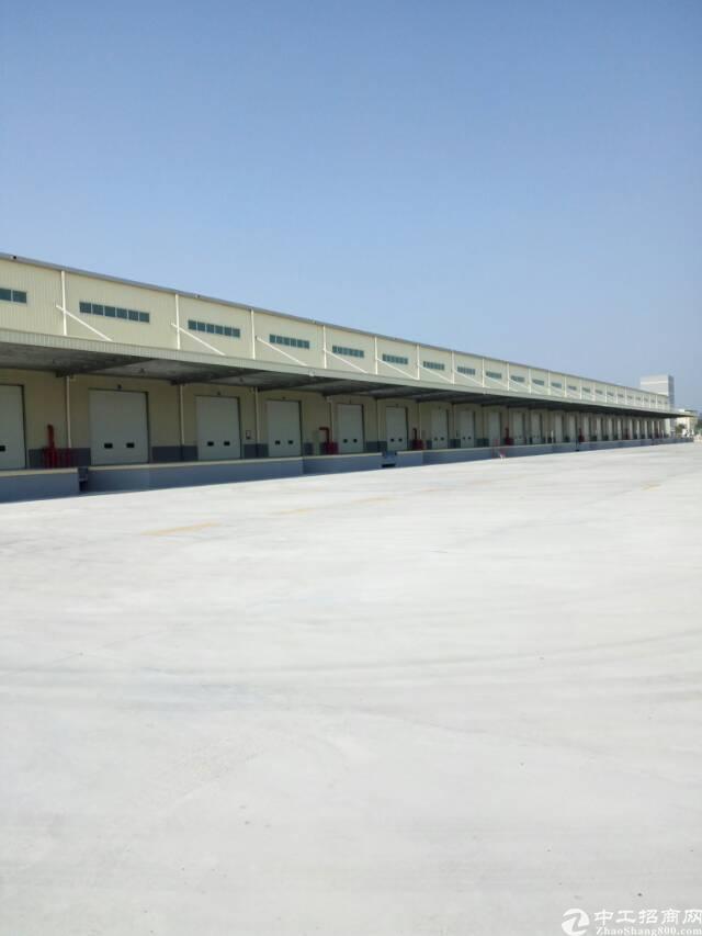 广东新塘镇出租单一层物流仓15000平米在建可预订-图2
