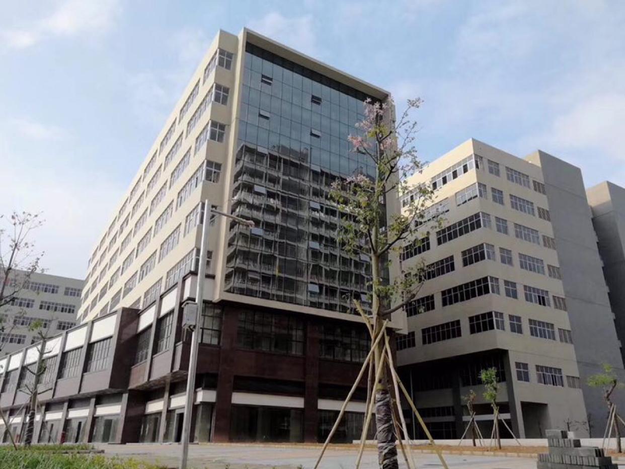 松山湖50年国有工业厂房,写字楼出售可分期面积不等