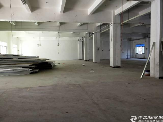 长安沙头630平方一楼厂房招租