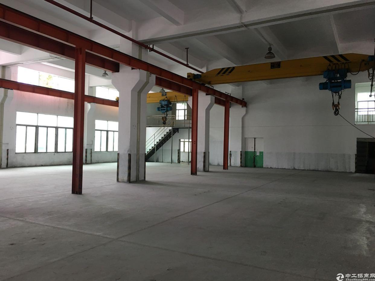 商业中心边一楼带红本带行车高度7米
