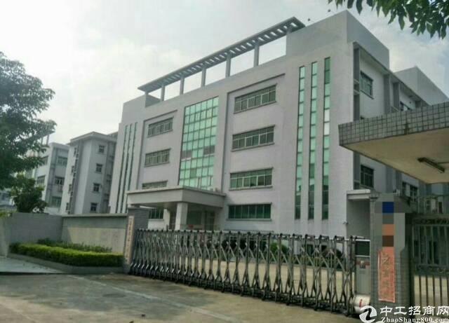 广州增城新塘独院厂房16000平方带装修水电齐全招租