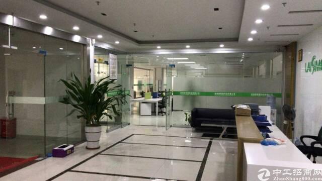 公明镇南光高速出口一楼六米高1500平米厂房出租-图5