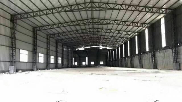 广州增城新塘独院单一层厂房8600平方招租可分租
