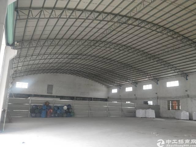 龙大高速新出独院标准单一层9米高1850平米厂房招租