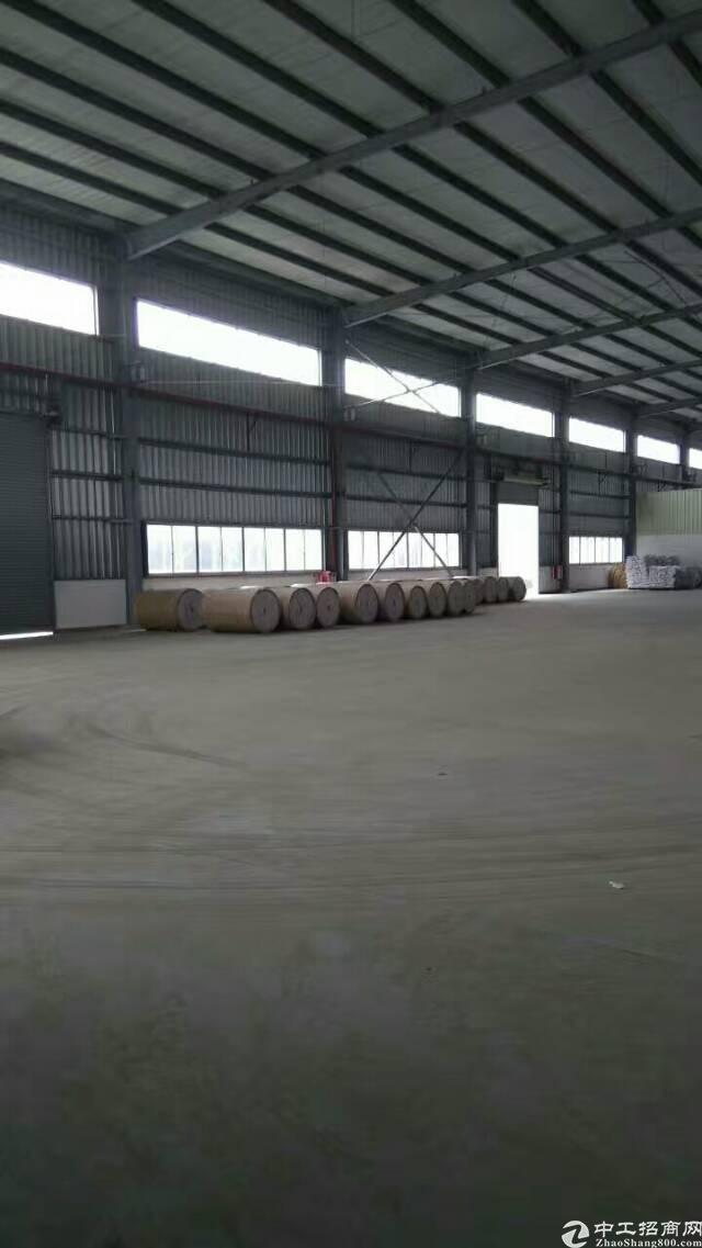 东莞市厚街镇汀山村新建钢结构厂房20000方大小可分租