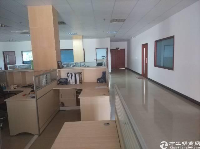 惠州仲恺新出独院厂房11000平方米带装修有红本低价招租