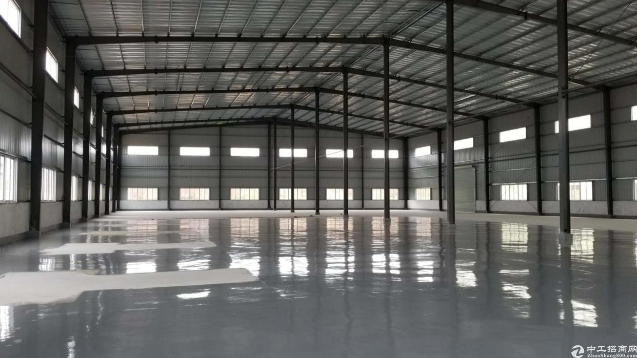 横沥钢构厂房出租1600平方