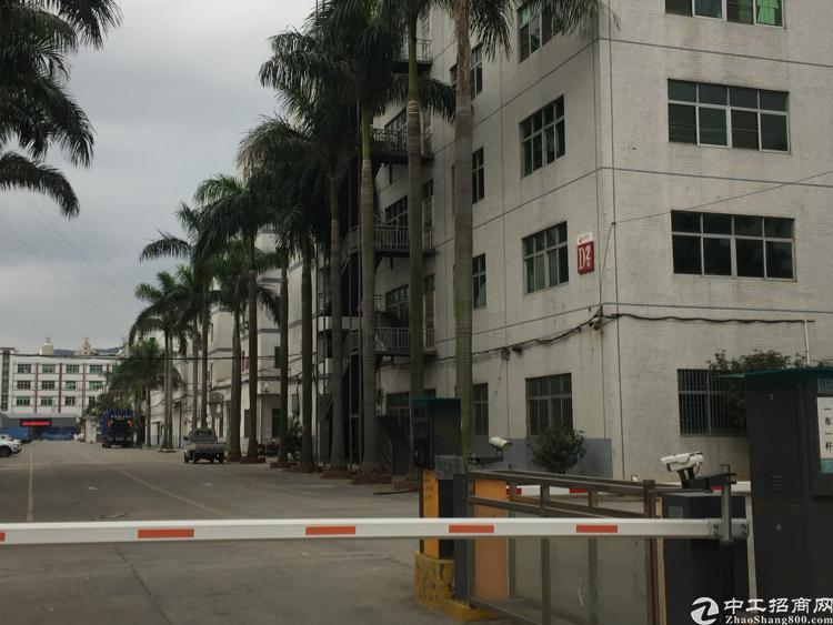 虎门镇9600平方独院厂房出售