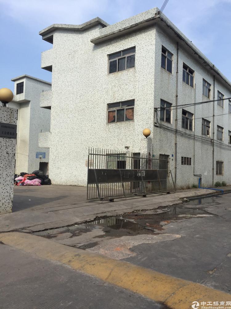 东莞横沥独门独院厂房6300平方招租
