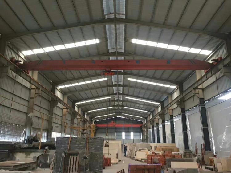 东莞市高埗镇独院3500平 单一层钢结构7.5米高