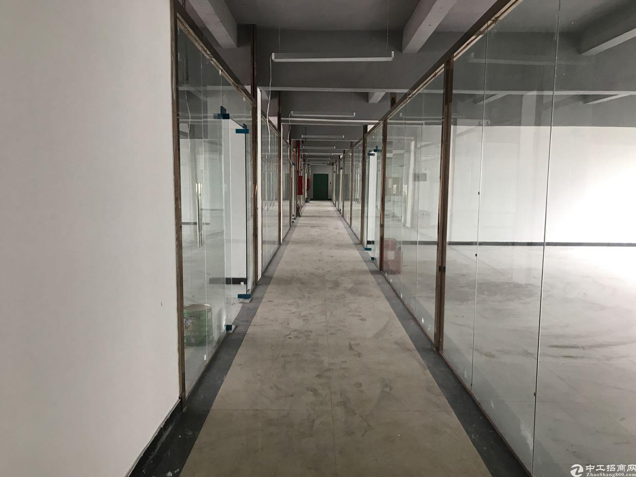 横岗六约300平精装修厂房出租