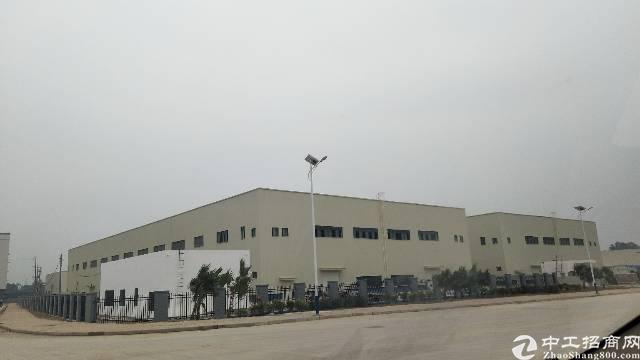 工业园新建钢构厂房可整租,分租,高度10米