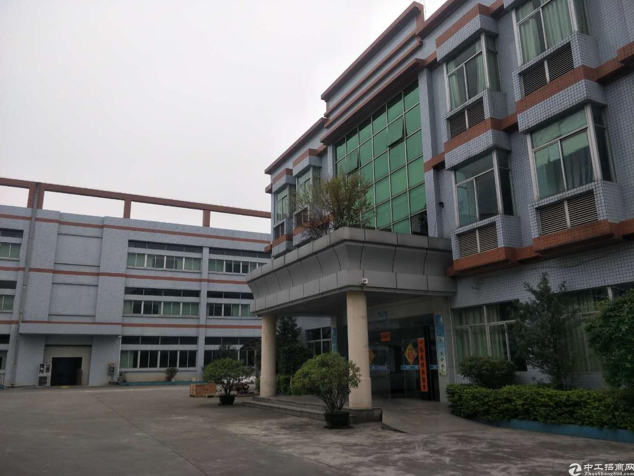 东莞虎门小独院厂房出租6000平方、装修豪华水电齐全