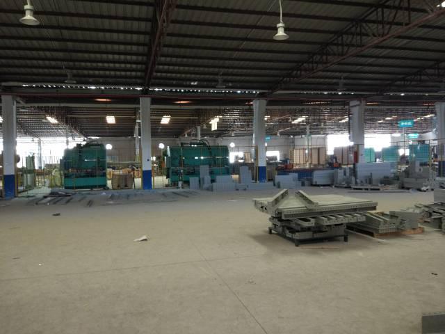 虎门单一层独院钢构厂房 滴水9米 16元 水电齐全带装修办公
