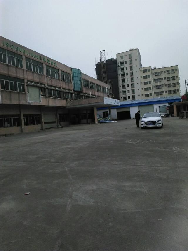 虎门大宁标准一楼厂房出租面积2000平租12元电400kva
