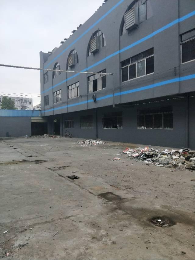 虎门白沙9成新厂房5800宿舍2200低价招租