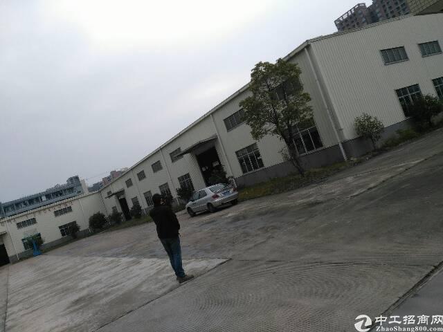 万江新出独院单一层厂房4500平方