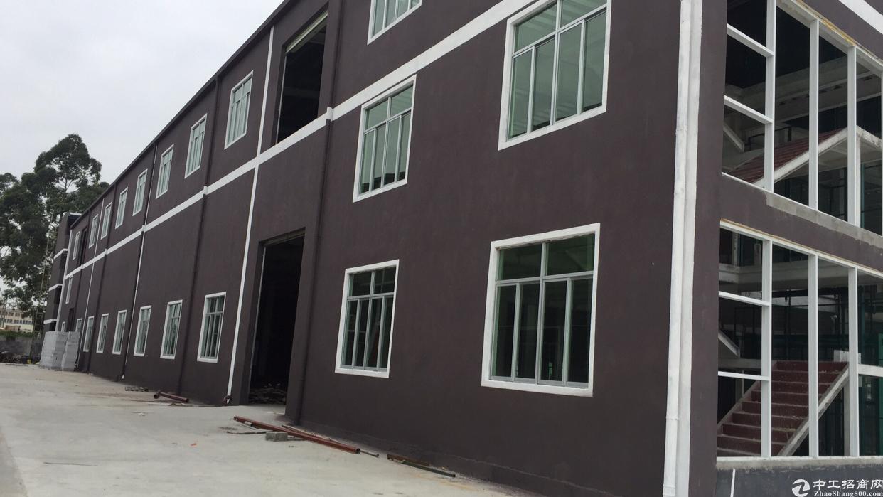 清溪镇全新独院厂房8600平方带装修招租