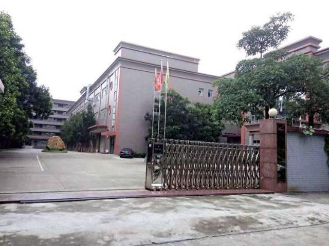 广州双证齐全占地32.5亩建筑17650平厂房出售