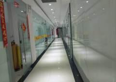 横岗六约办公楼238平方,交通方便,领包入住,价格便宜
